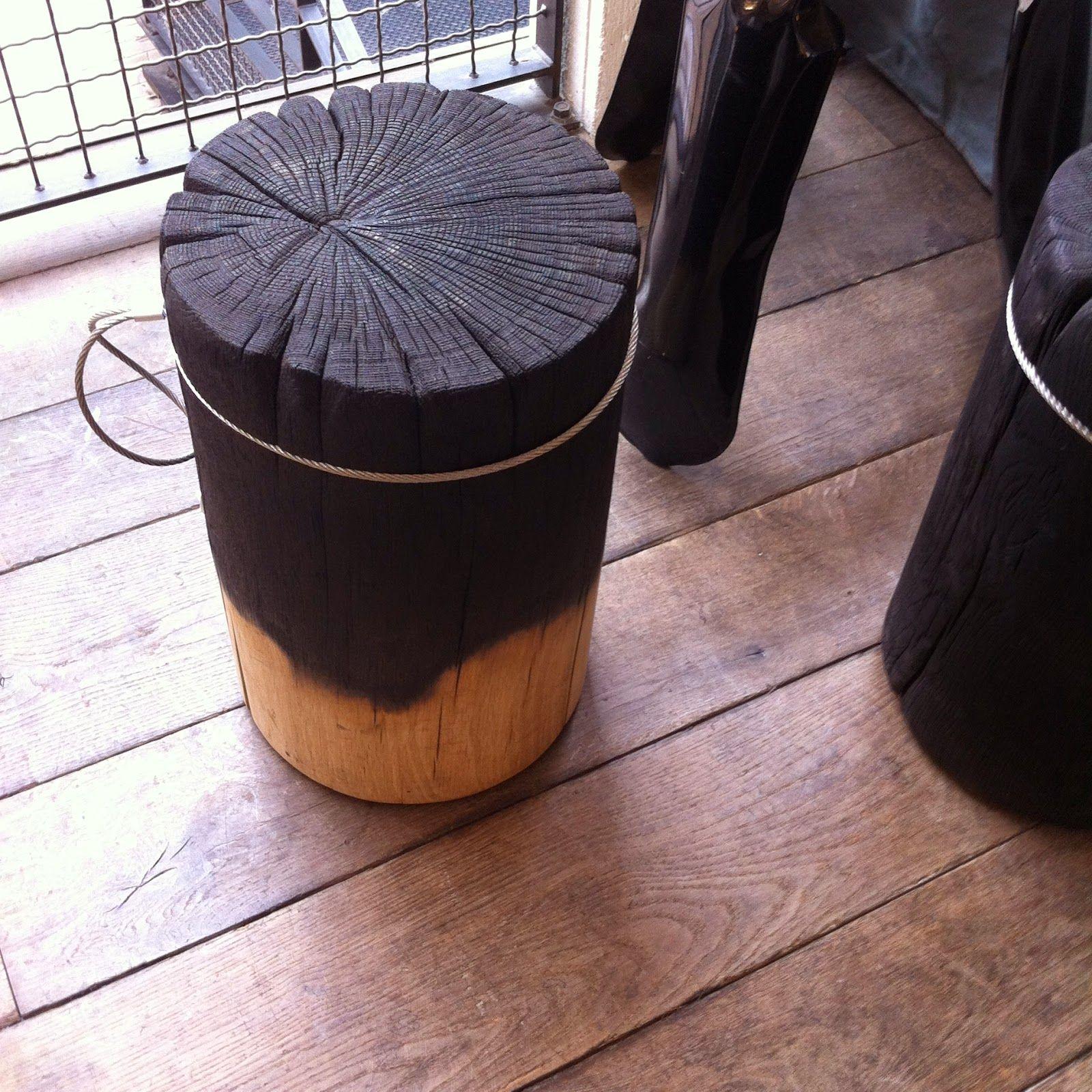 tendance bois brul influences pinterest bois brul tendance et bois. Black Bedroom Furniture Sets. Home Design Ideas
