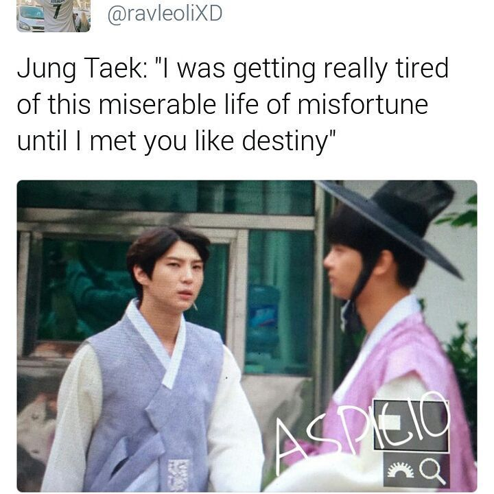 """249 curtidas, 8 comentários - (。・ω・。)ノoh hello there (@taekwoonaseyo) no Instagram: """"You Are My Destiny 