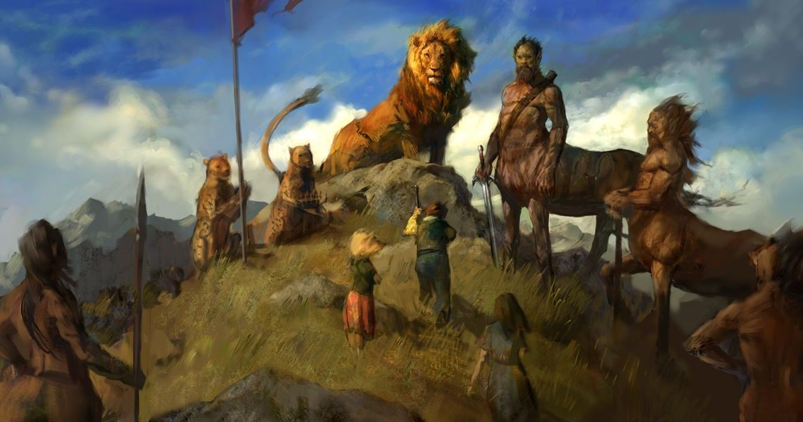 Pin by Grace Comstock on Art Narnia, Chronicles of