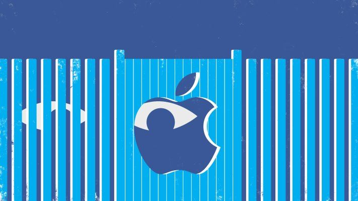 Apple reactivates Facebook's employee apps after