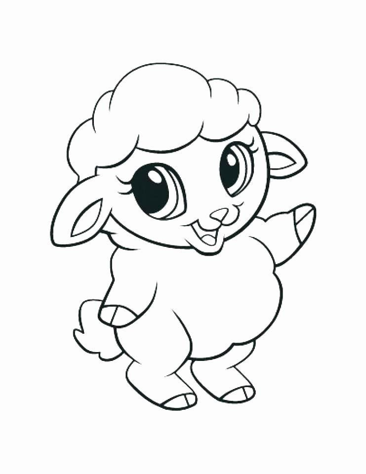 Coloring Pages Cute Animals Cute Printable Coloring Pages New Cute Animal Coloring Page Elephant Coloring Page Farm Animal Coloring Pages Animal Coloring Books