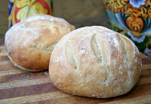 No Knead Artisan Bread IFF