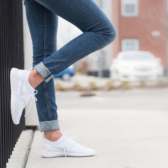 Nike White Juvenate Sneakers | Nike