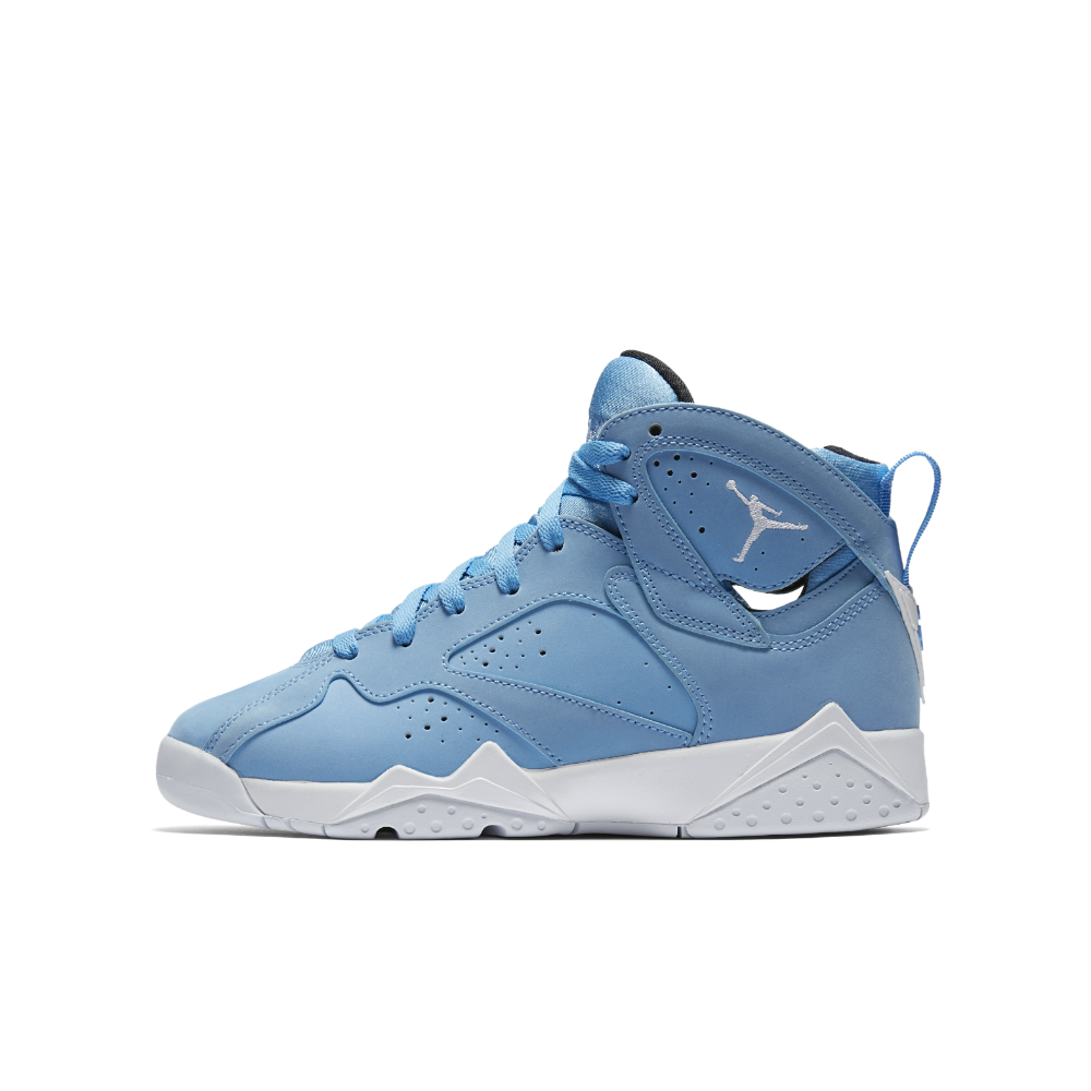 new product 7a4bc c85fa Air Jordan 7 Retro Big Kids  Shoe, by Nike Size 4Y (Blue) - Clearance Sale