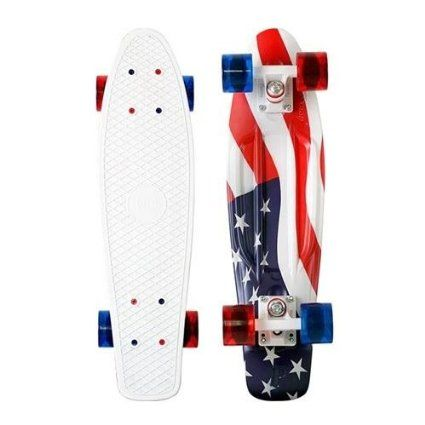 62bccfde Amazon.com : Penny Skateboards Nickel Standard Skateboards, 27-Inch, Classic  Glow : Skateboard Decks : Sports & Outdoors