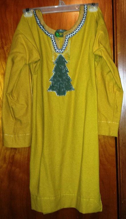 Viking Style Boy's LongSleeve Tunic with by OmasAwesomeCloset, $59.99