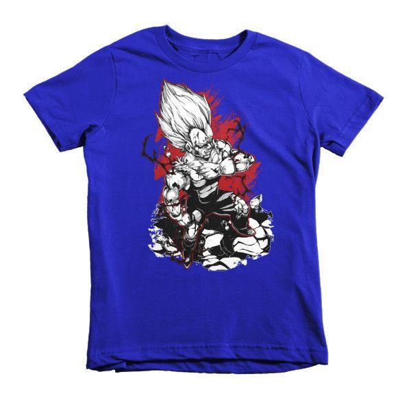 Super Saiyan Majin Vegeta Kid Shirt- PF00054KS
