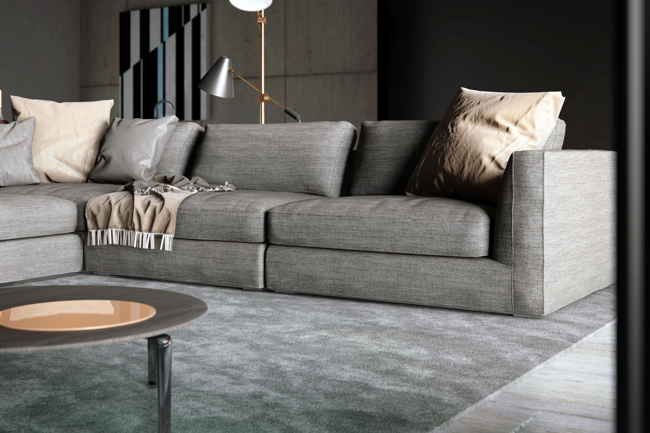 Milo Corner Sofa Groupon Review Covers India Dfs And Cuddle Chair In Tiverton Devon