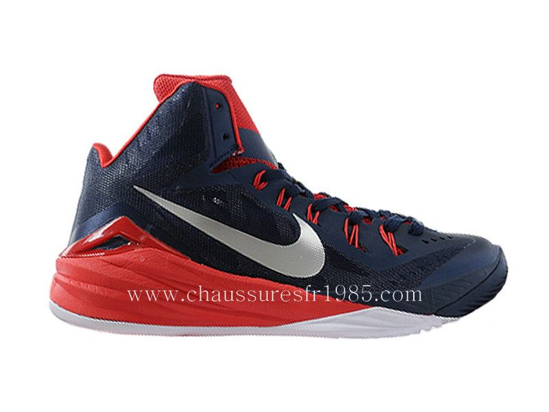 official photos 6b8cd bcecb ... discount code for nike hyperdunk 2014 usa away chaussures basketball  pas cher pour homme bleu rouge ...