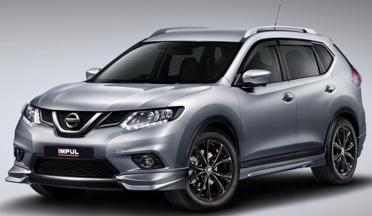 India Bound Nissan X Trail Gets An Impul Edition Malaysia エクストレイル 汽车