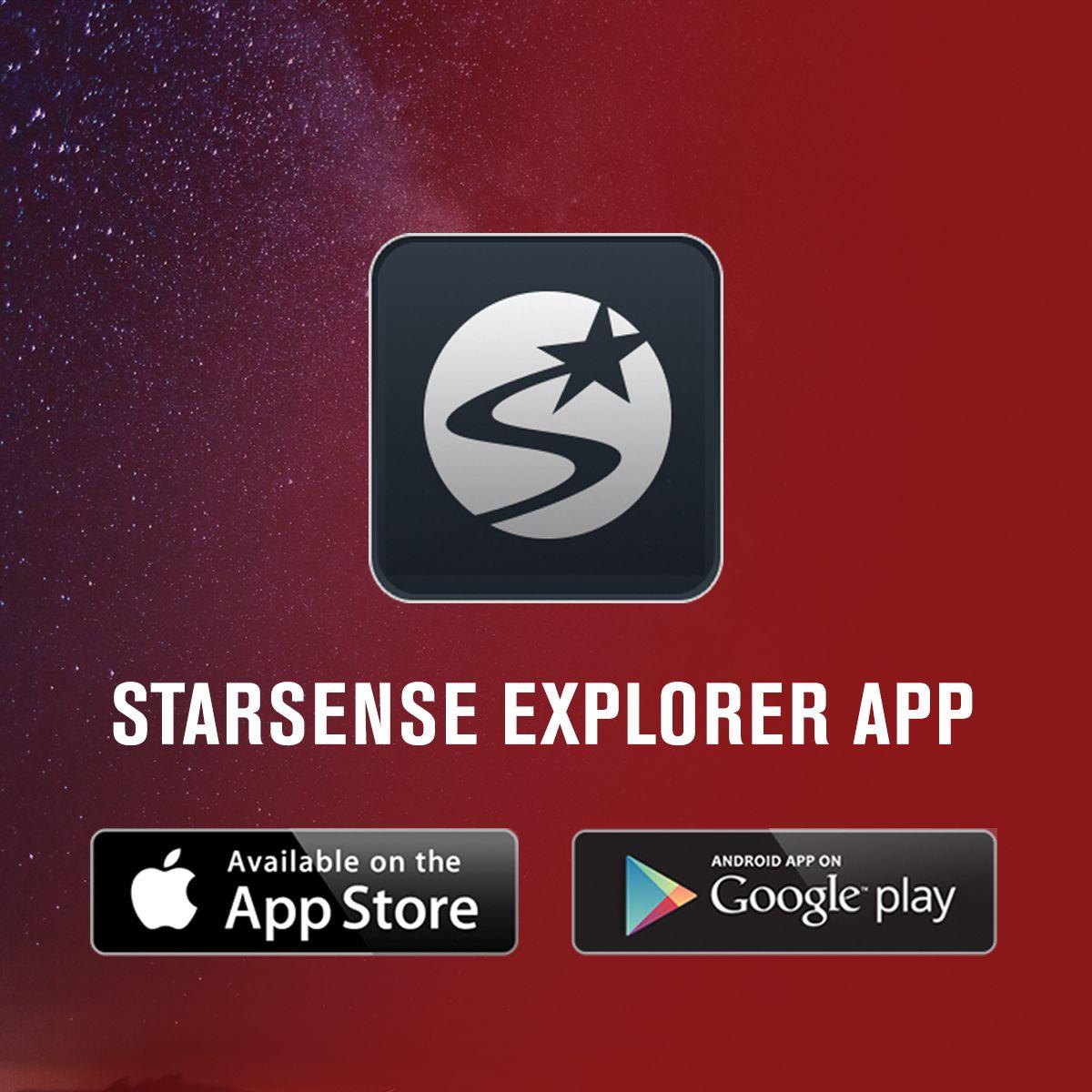 What makes StarSense Explorer different? Its patent