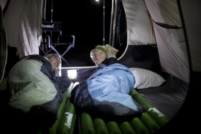 Staying Warm While Camping at Night   Stay warm, Camping ...