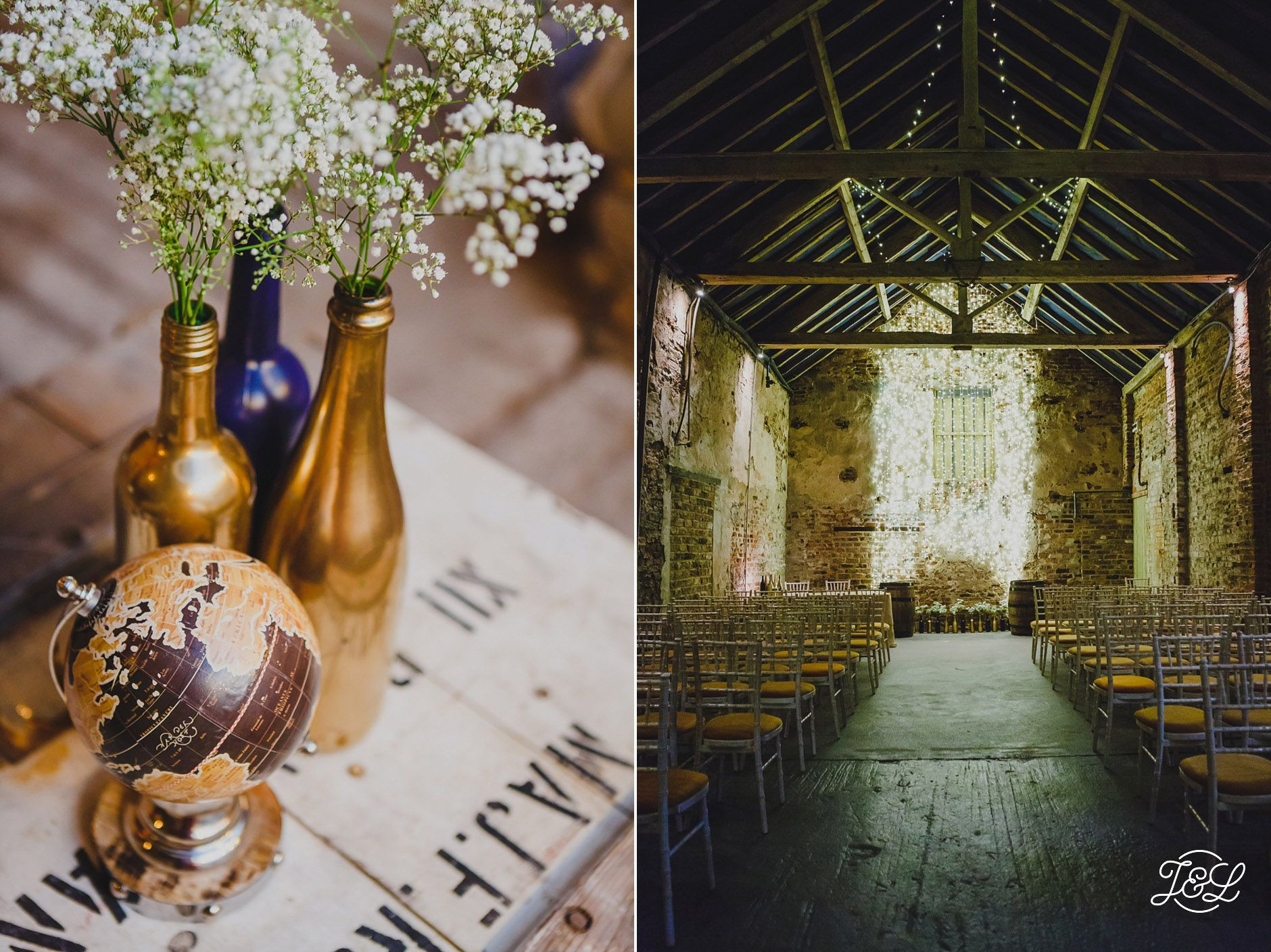 Rustic Barn Wedding Venue The Normans York