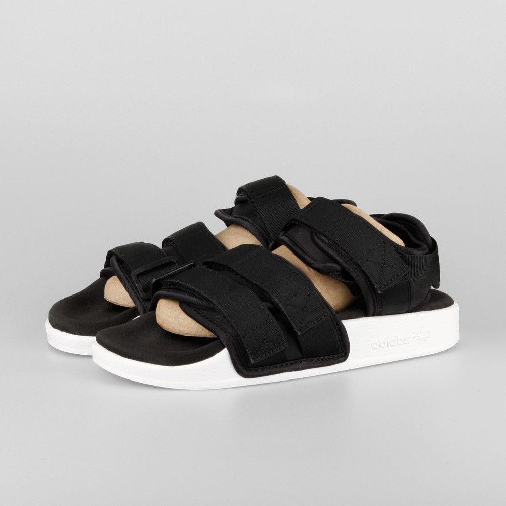 adidas adilette Sandal W Black White
