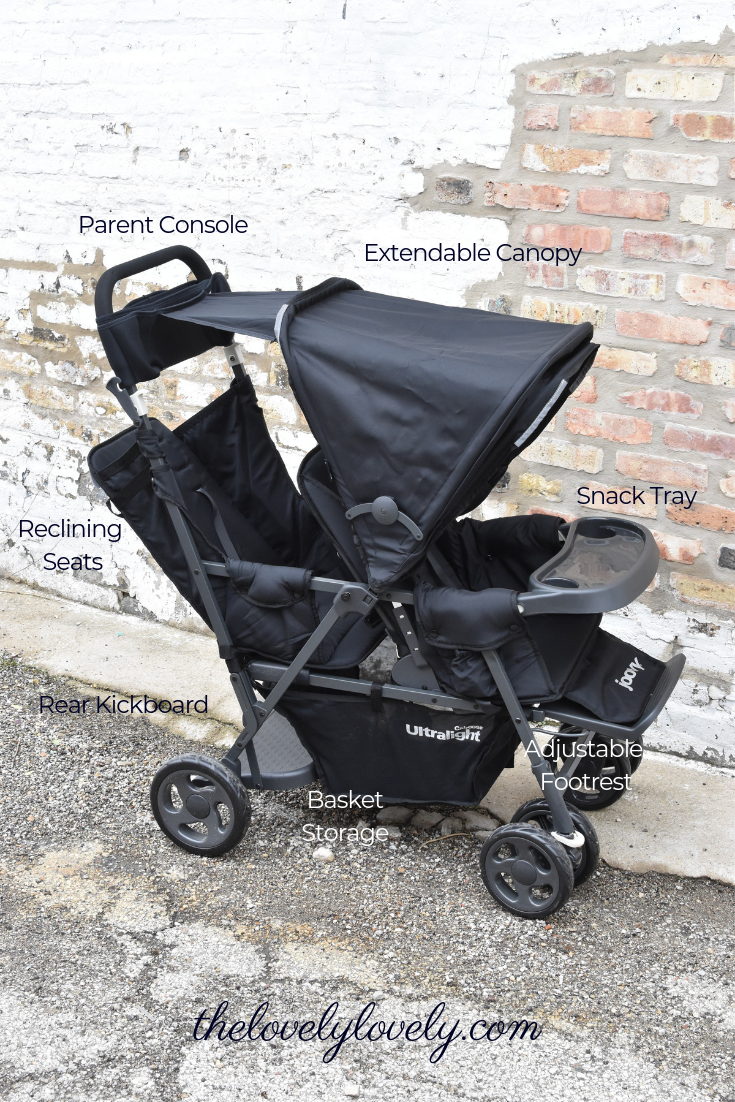 Joovy Caboose Ultralight Too Stroller Review Travel with