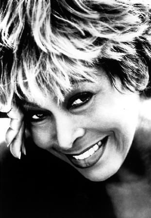 """Physical strength in a woman -- that's what I am."" Tina Turner"