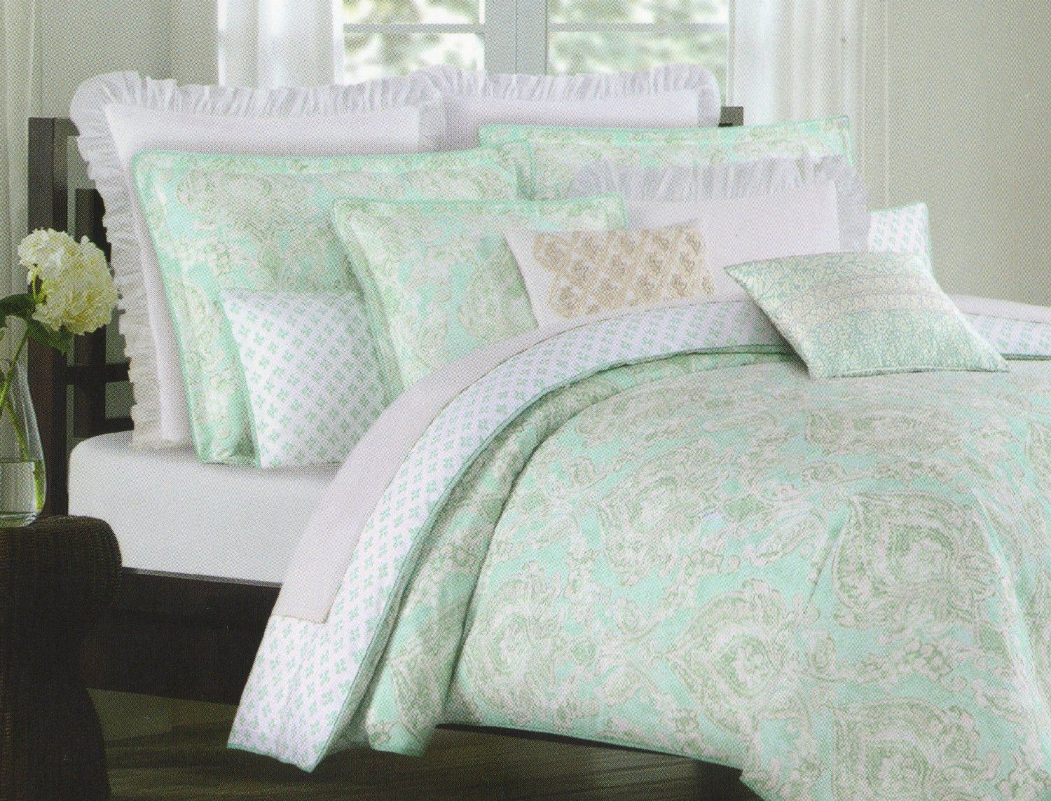 Let There Be Light In Your Bedroom Duvet Cover Sets Turquoise