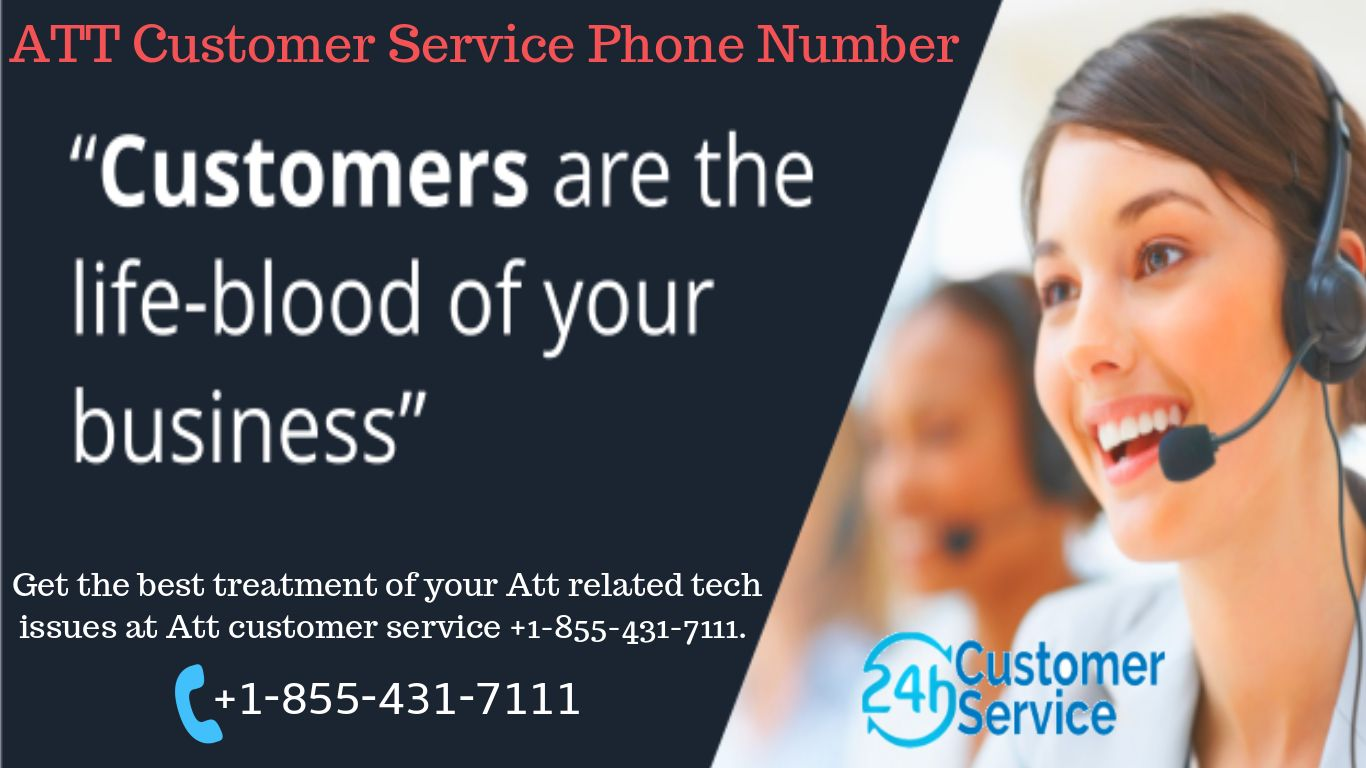 AT&T Customer Service is nonstop operational and is free