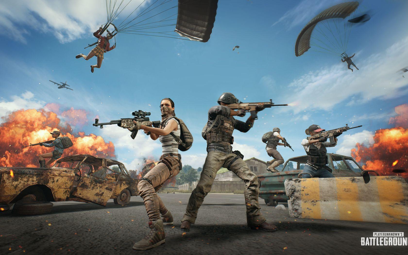 Player Unknowns Battlegrounds Pubg 4k Pubg Wallpaper