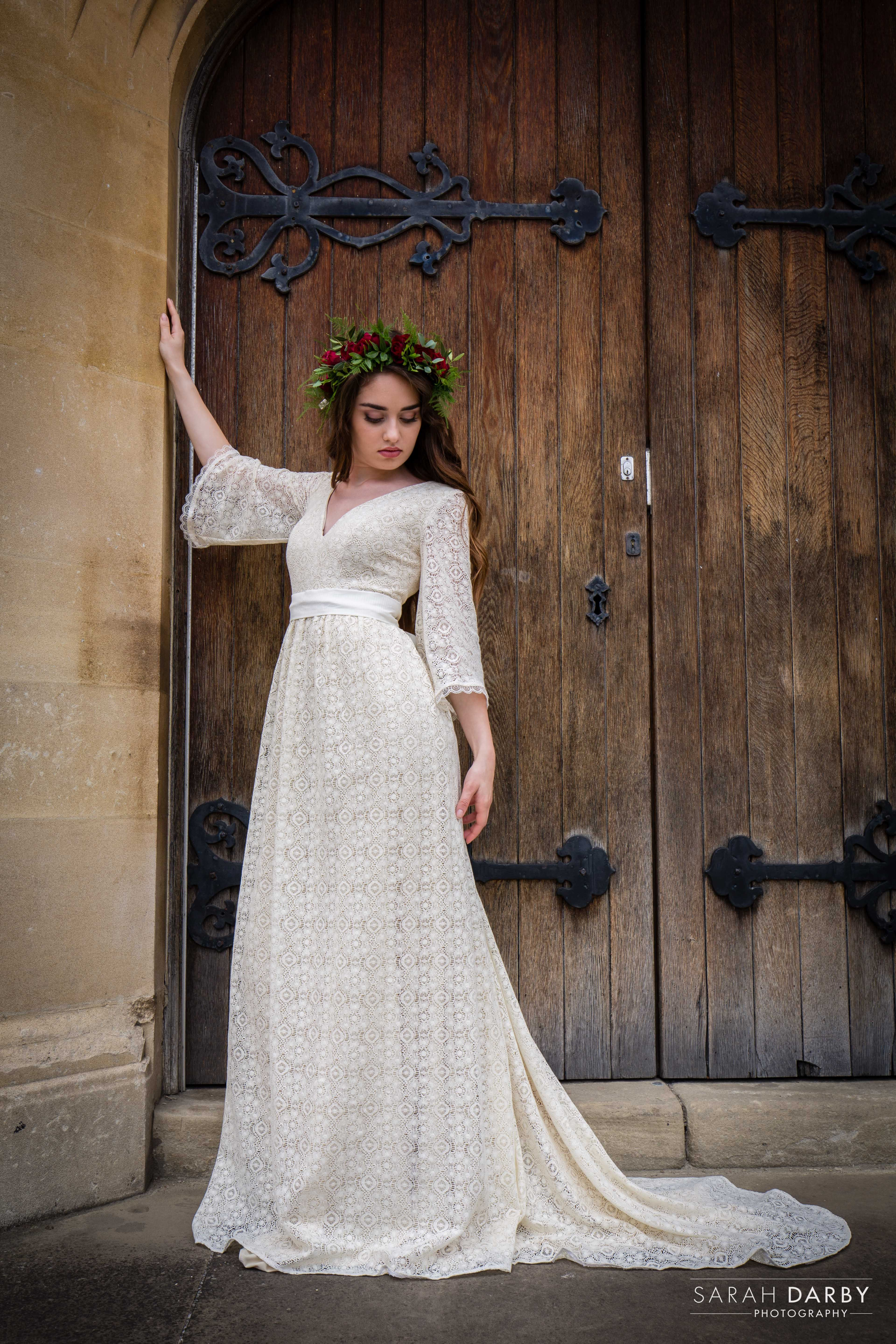 Lila wedding dress by maudika bridal cowley colours collection