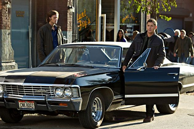 Tv S Fastest And Furiousest Supernatural Impala Supernatural