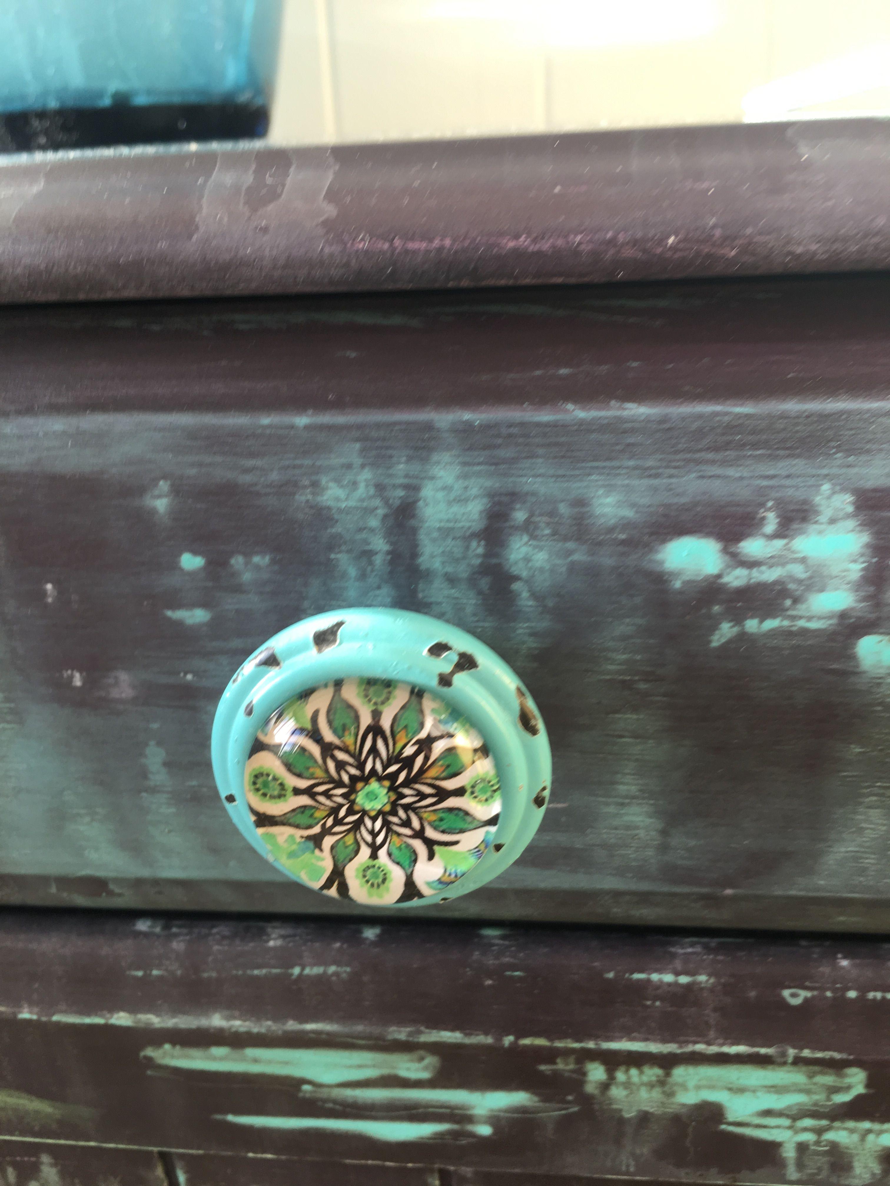 Close Up Boho Drawer Knobs