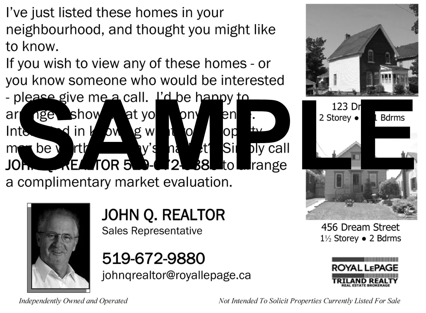 Royal lepage triland realty sample just listed royal lepage royal lepage triland realty sample just listed reheart Gallery