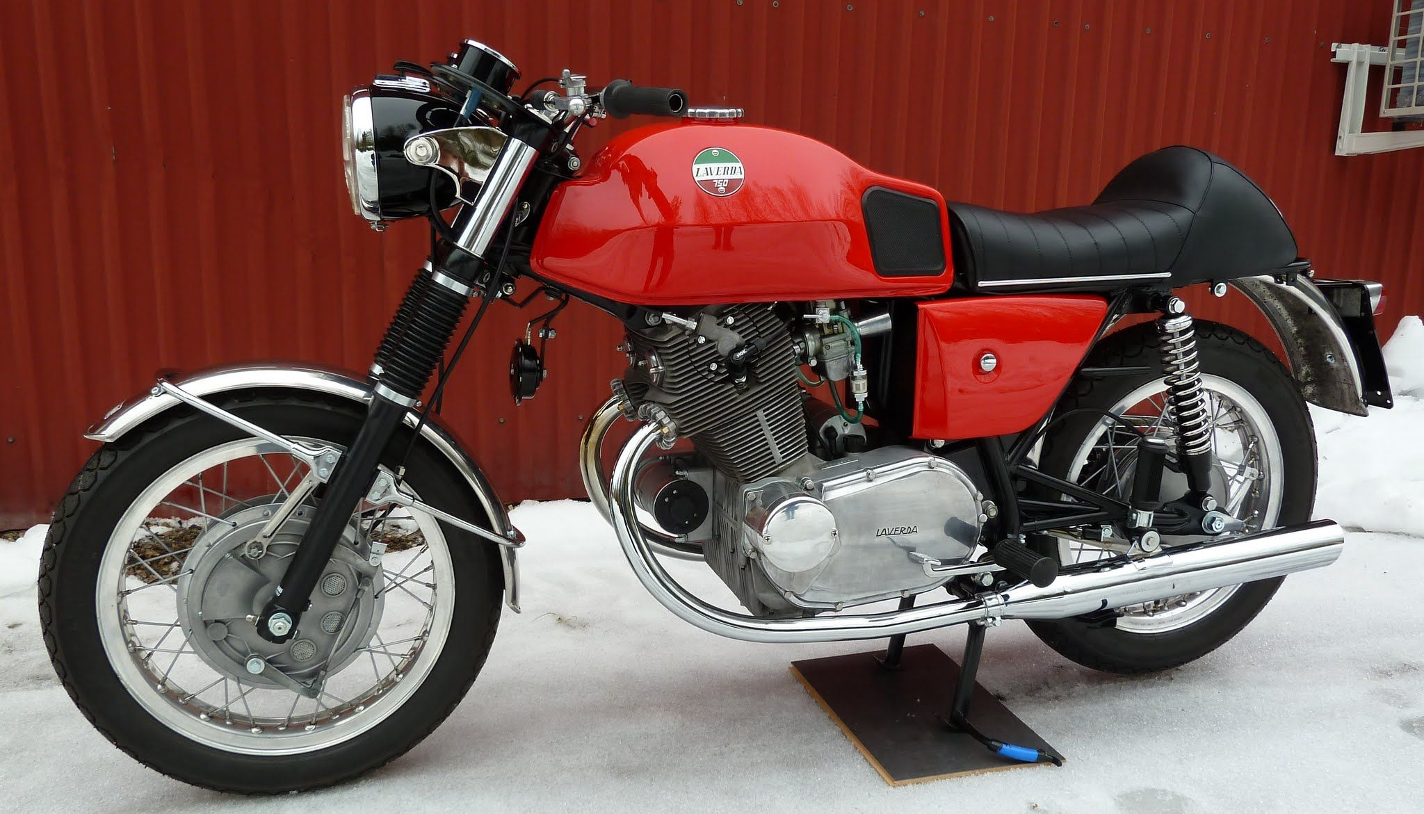 Pin by Hannu Tontti on Laverda750S Classic motorcycles