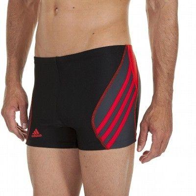 Boxer AW adidas noir rouge DECATHLON - Maillots homme Vêtements - Decathlon 8bb294784f8