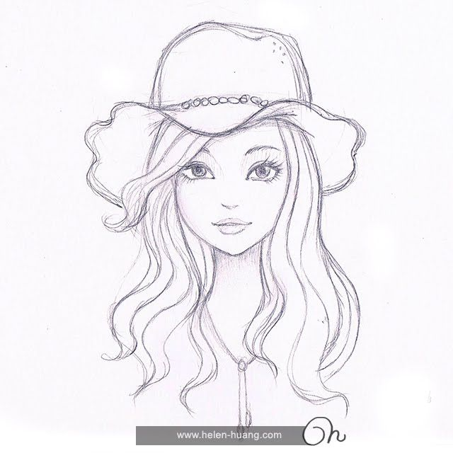 100 Sketches Part 1 With Images Sketches Girly Drawings Bff