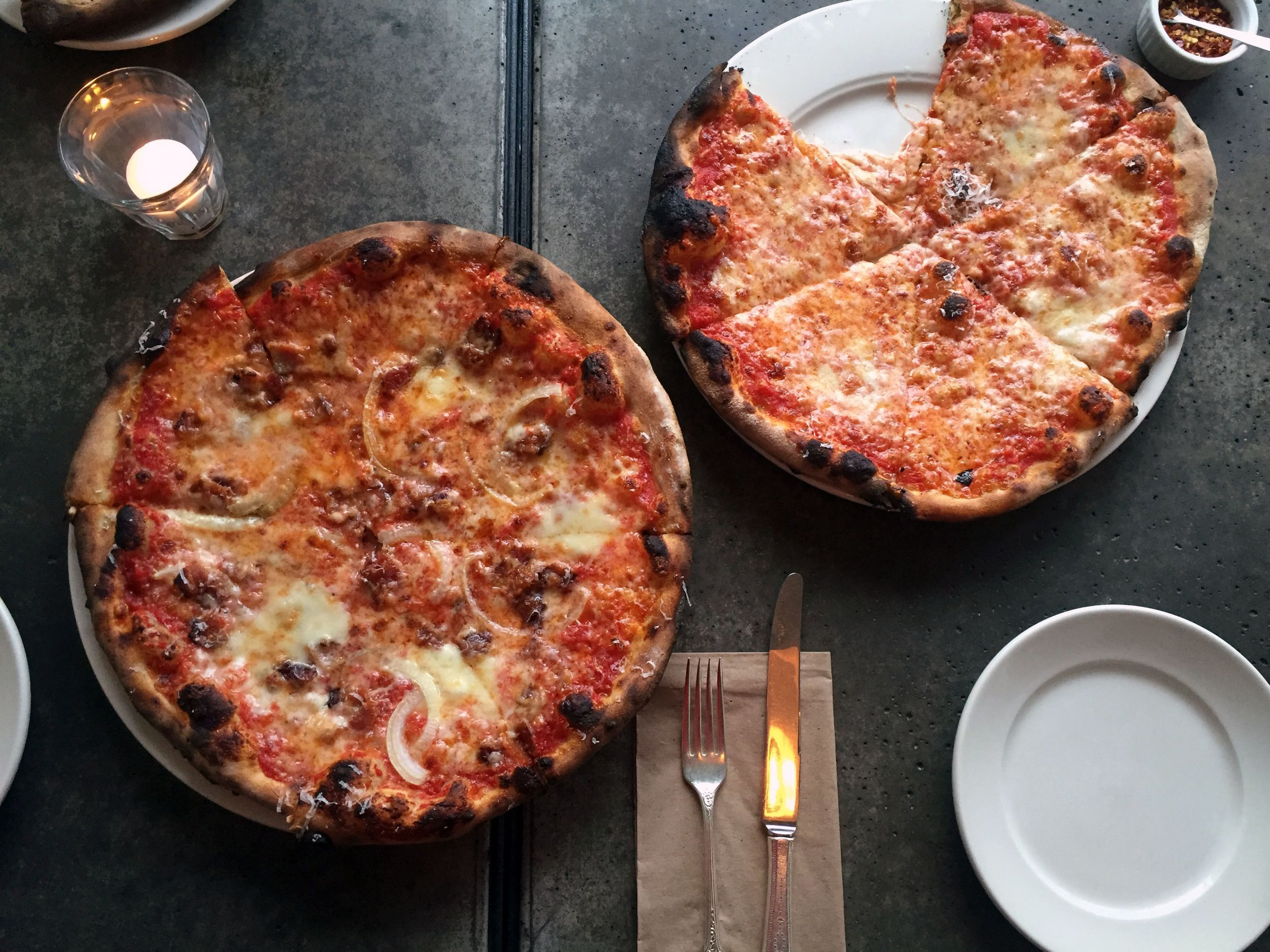 Delancey review — Table Manners Aside: A Seattle Food Blog