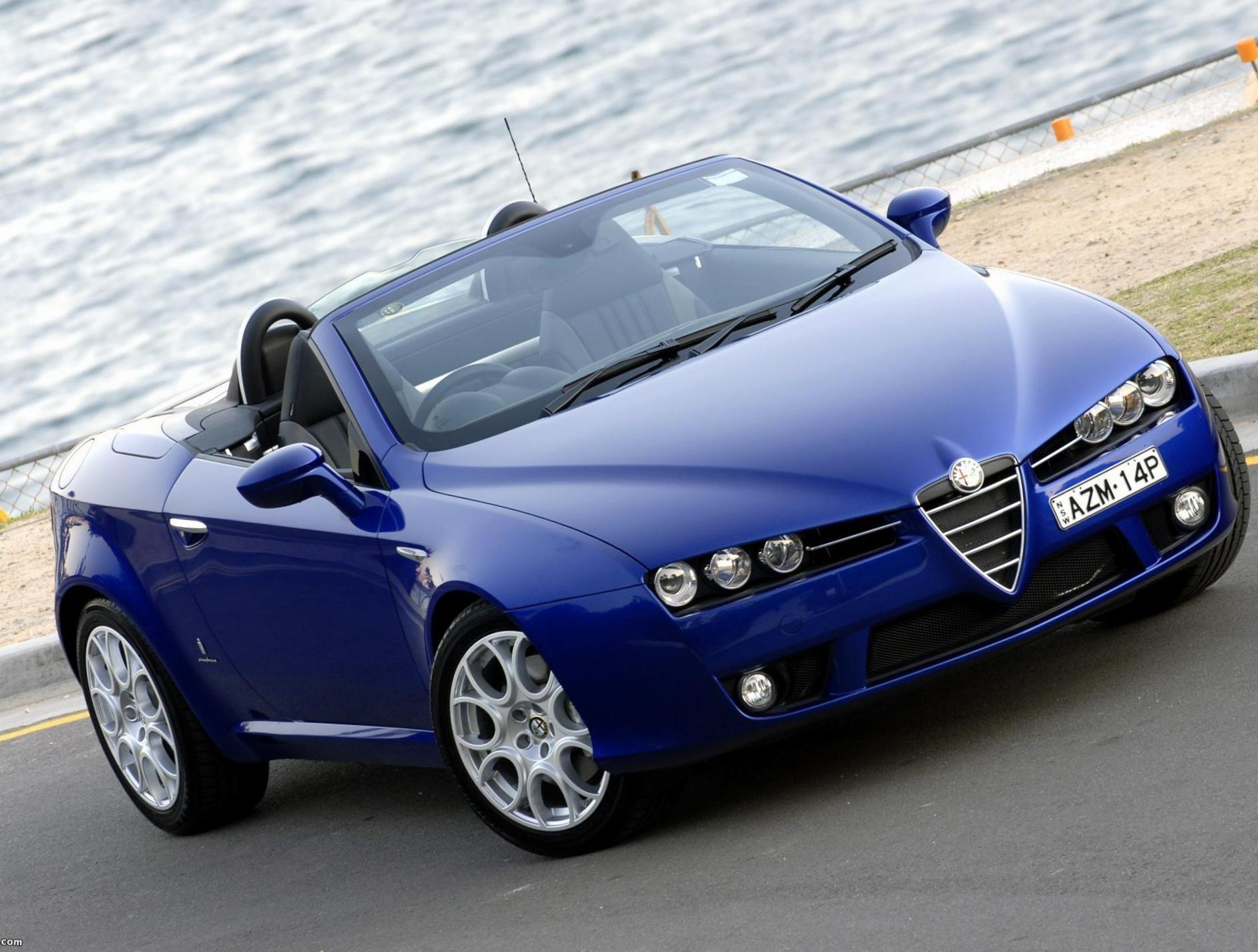 Alfa Romeo Spider sale - http://autotras.com