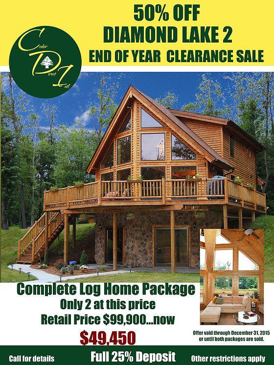 Cedar Direct Logs