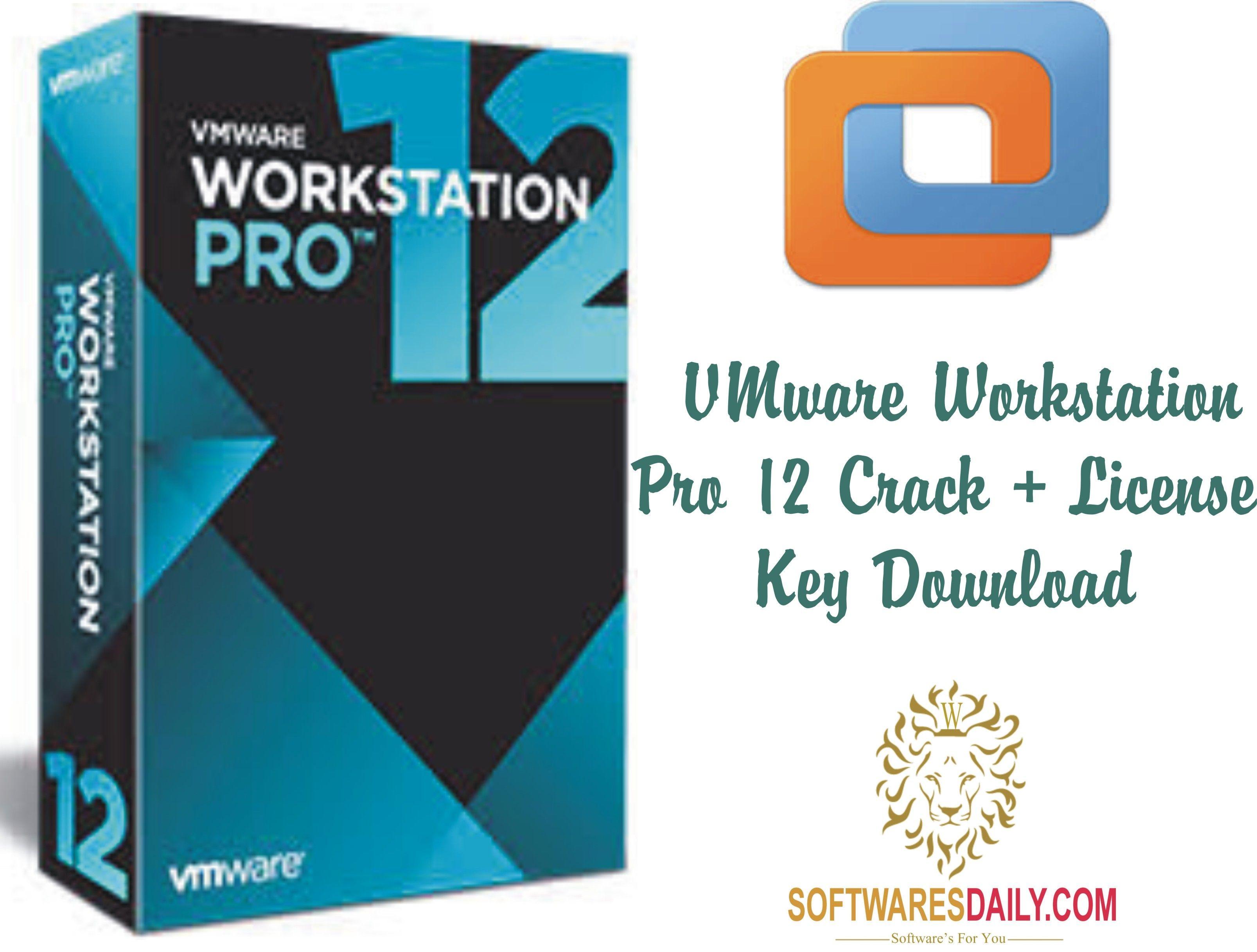 Download Vmware Workstation Free License