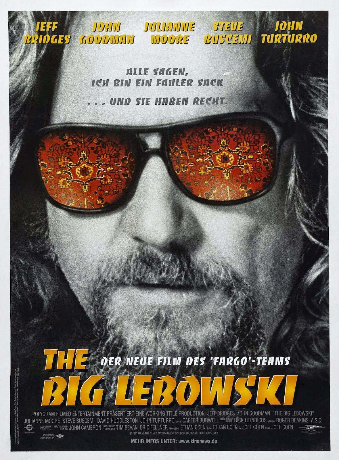 EL GRAN LEBOWSKI (1998) -Parte 4/5-
