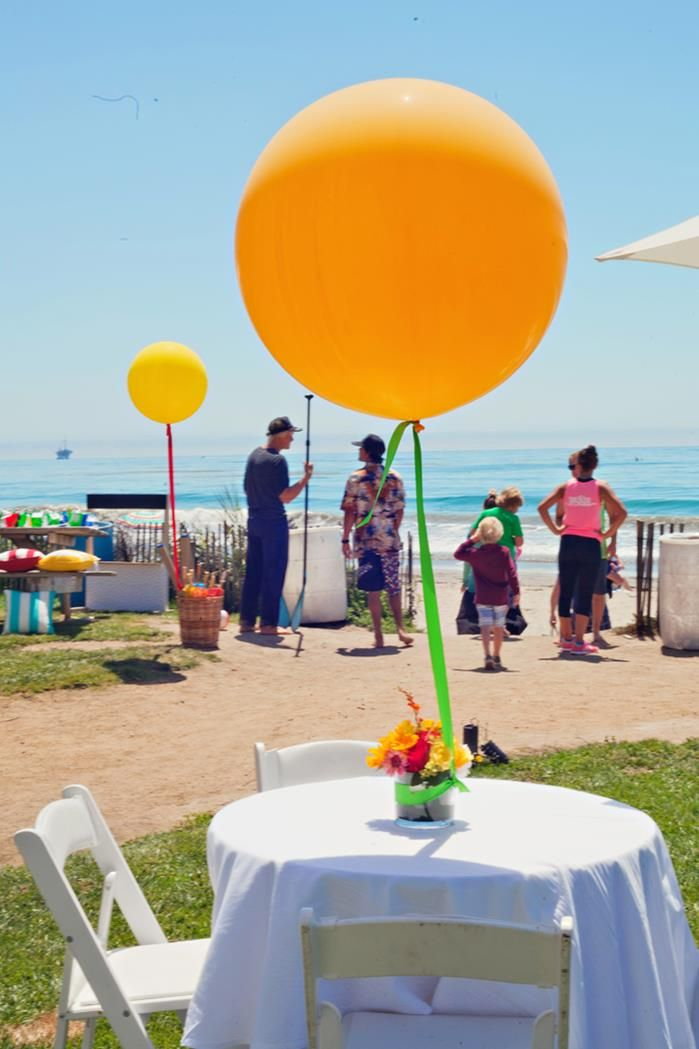 End Of Summer Vintage Beach Party Planning Ideas Supplies Idea