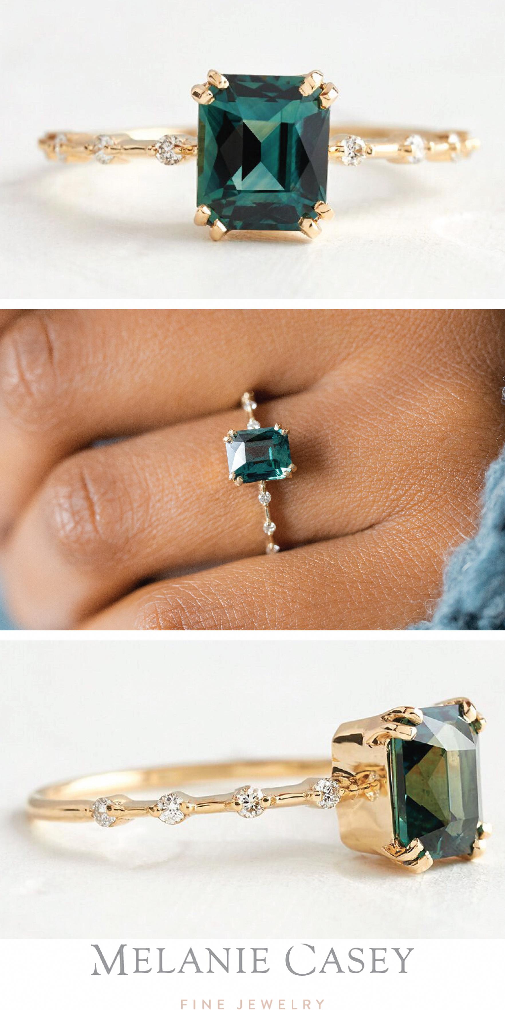 Jewelry Big Necklace Earrings Men Wedding Rings Opal Pure Gold Rings Custom Diamond Ring Gruner Saphir Verlobungsring Ring Verlobung Silberohrringe