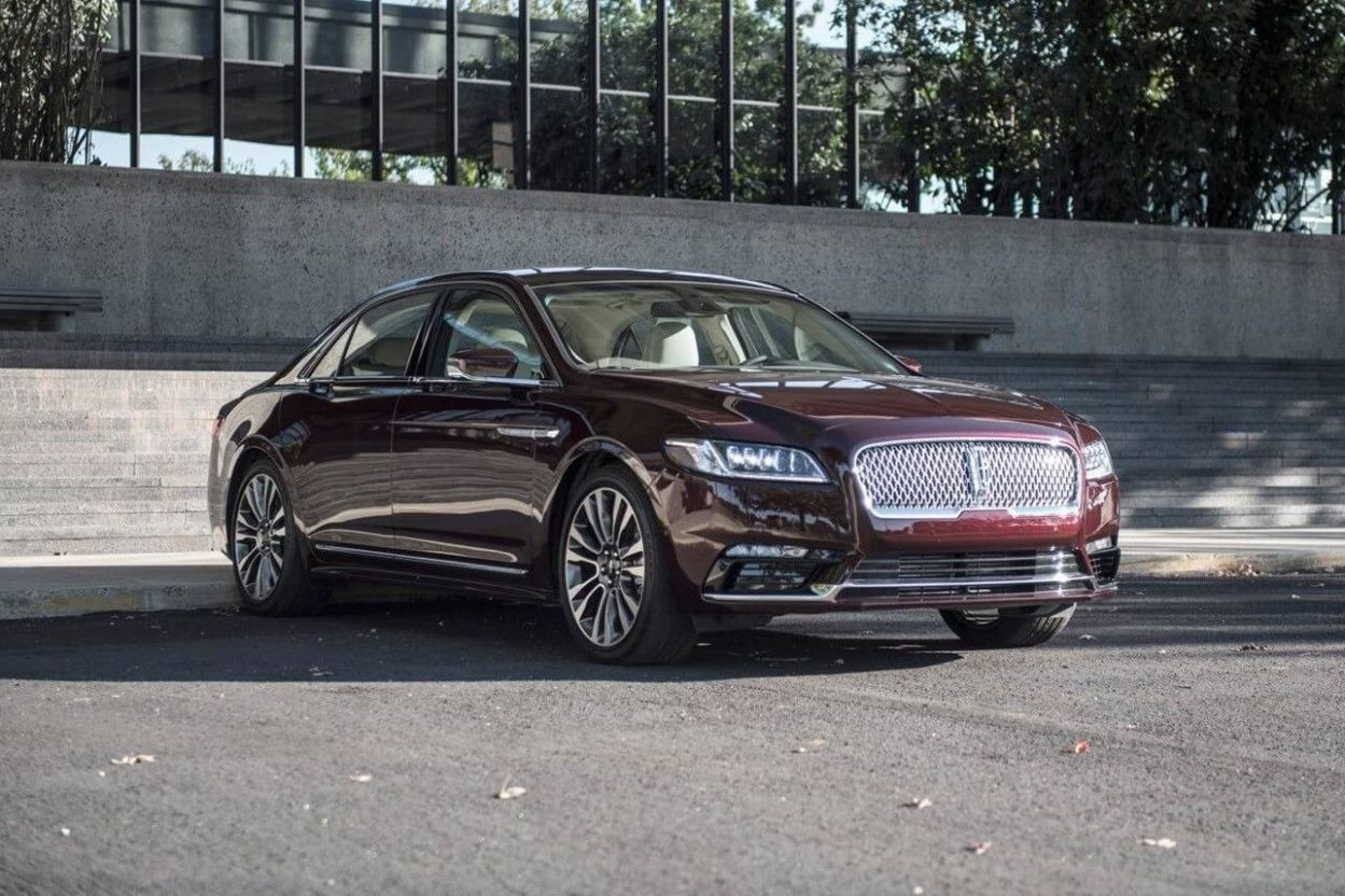 2020 Lincoln Town Convertible in 2020 Lincoln town car