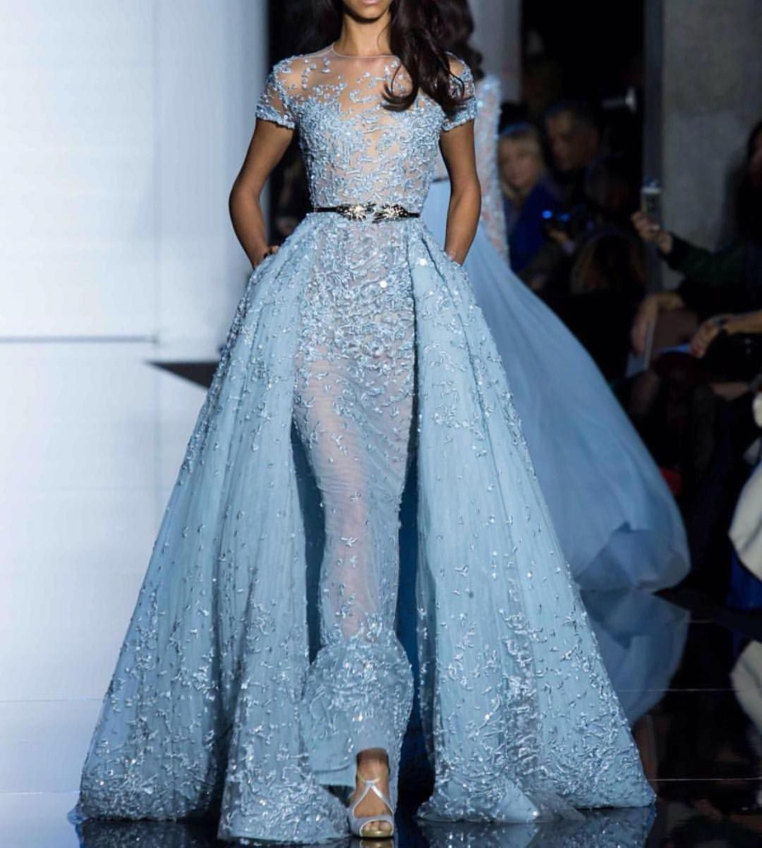 Zuhair Murad via @senstylable"