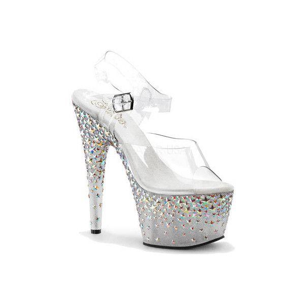Chaussures Pleaser Starsplash femme TF85j