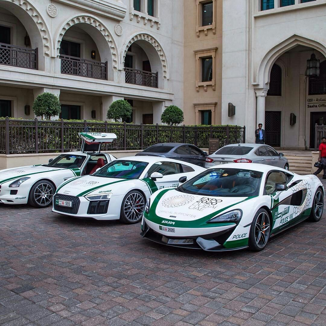 Dubai Police Force. Wanna Join The Team???