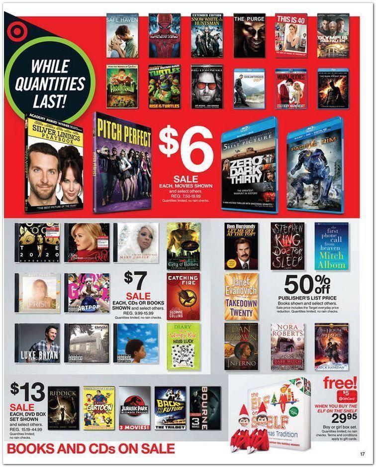 Target Black Friday 2014 Ad Black Friday Target Black Friday Black Friday 2013