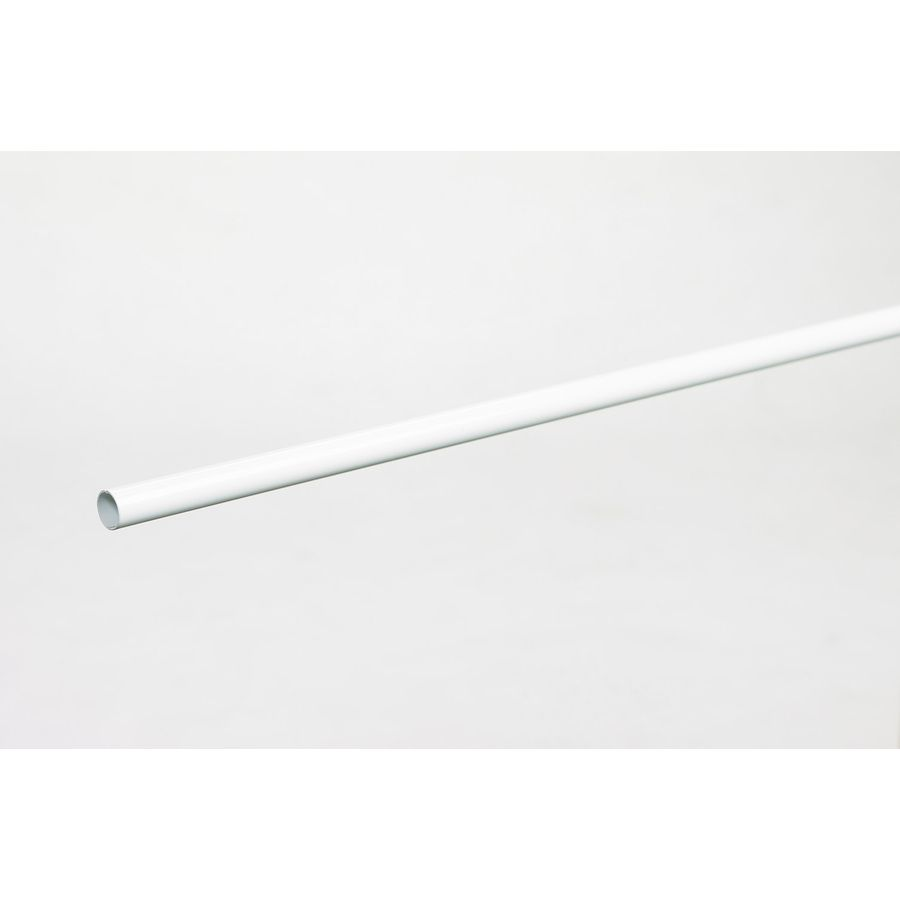 Shop Closetmaid 36 In L X 0 625 In H X 36 In W White Metal Closet Rod At Lowes Com Closet Rod Metal Tubular Steel