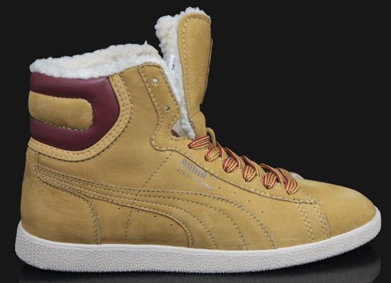 Puma Buty First Round Worker Wedge Sneaker Puma Shoes