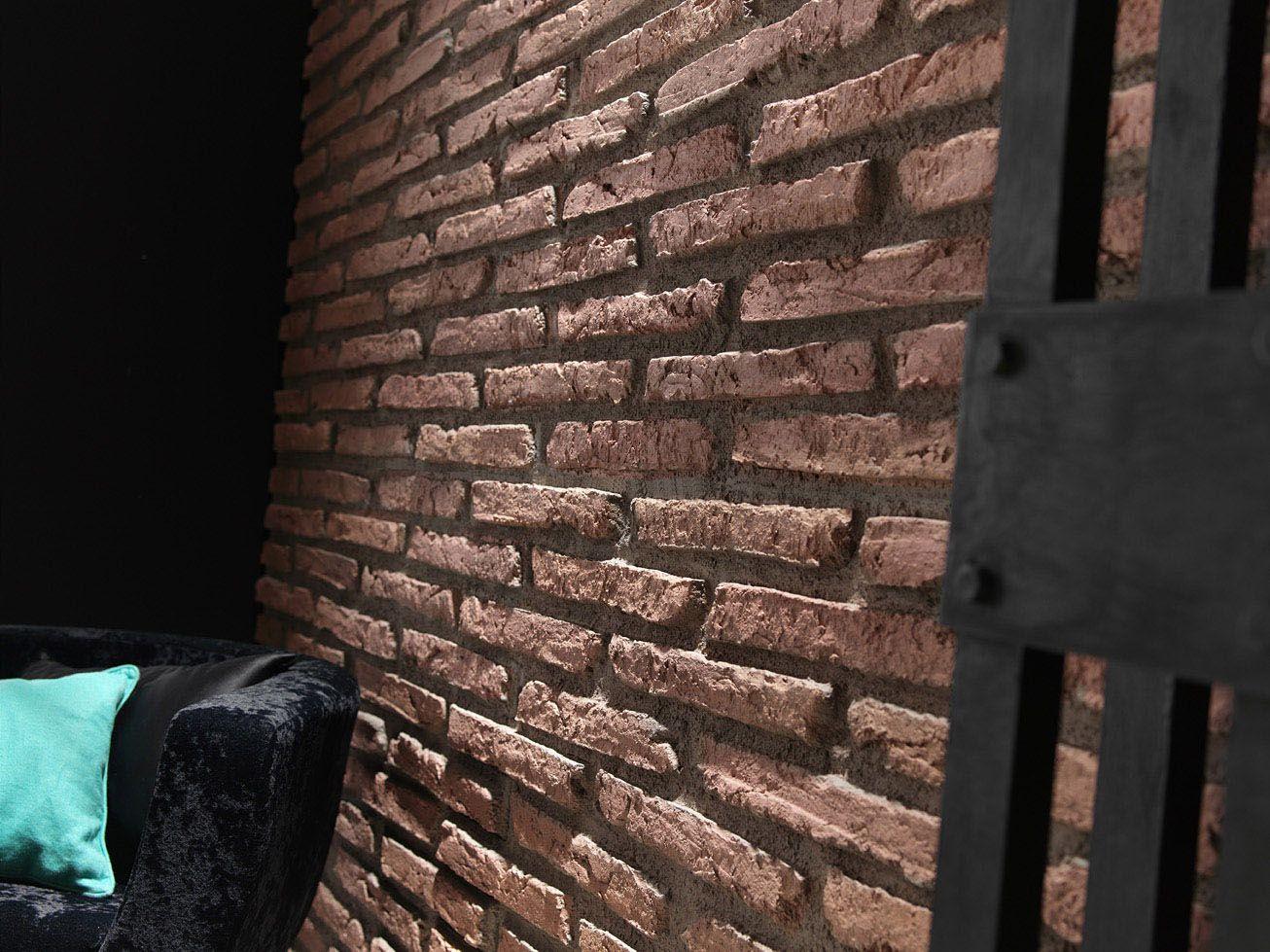 Panel De Ladrillo Viejo Blanco Dise Os De Casa Pinterest  ~ Revestimiento De Paredes Imitacion Ladrillo