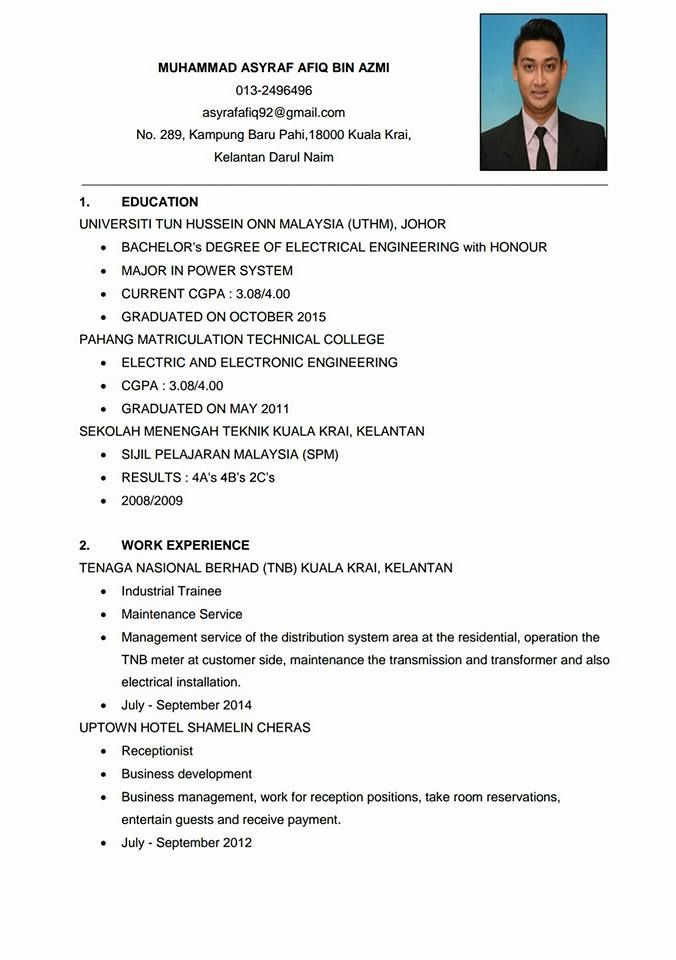 Panduan Menulis Resume - Paling Lengkap Beserta Contoh