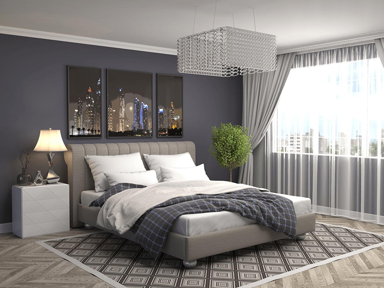 Moderne Schlafzimmer Lampe Design