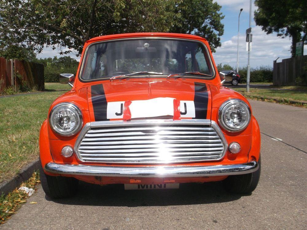 eBay: CLASSIC MINI 1000cc COOPER STYLE #classicmini #mini