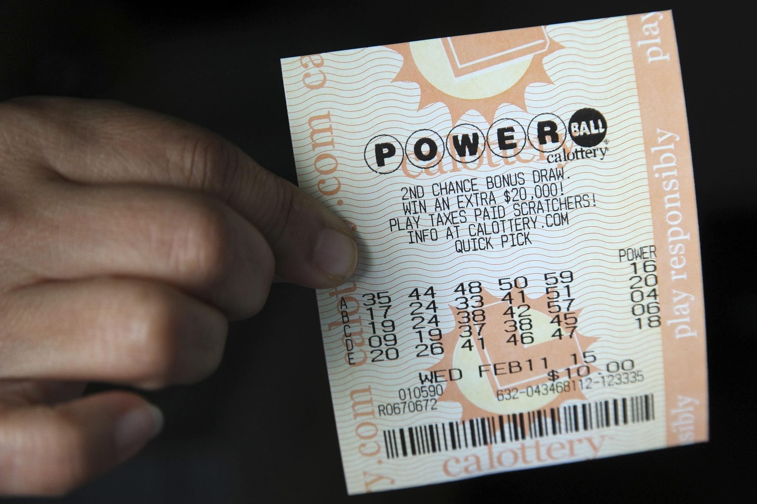 What You Should Do If You Win the Powerball Jackpot | Me | Winning