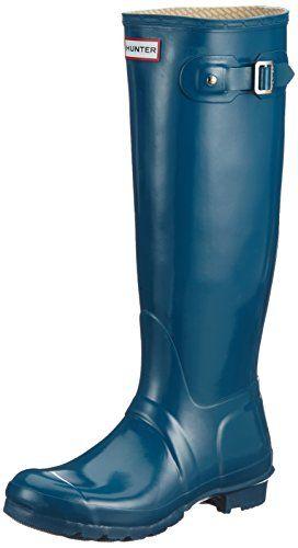 Hunter Original Tall Gloss W23616 Damen Gummistiefel